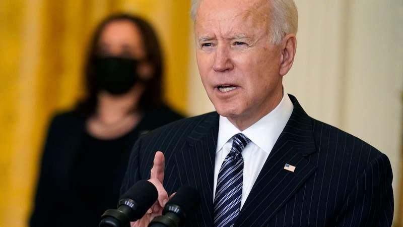 Pres. Biden set to deliver 100 million shots by Friday