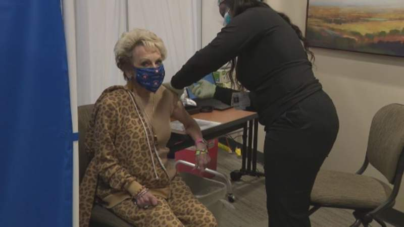 Searching for vaccine: Struggle to get appointments