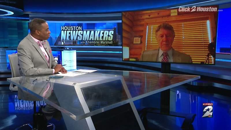 Newsmakers extra: Former Harris County Judge Ed Emmett