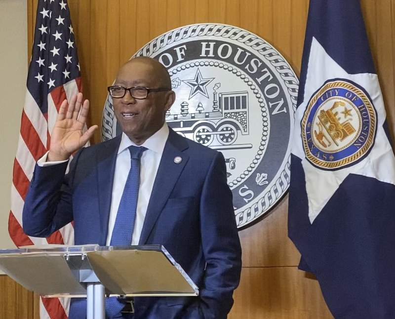 Mayor Sylvester Turner selected as the new president of the African American Mayors Association, an organization that represents over 500 African American mayors across the United States.