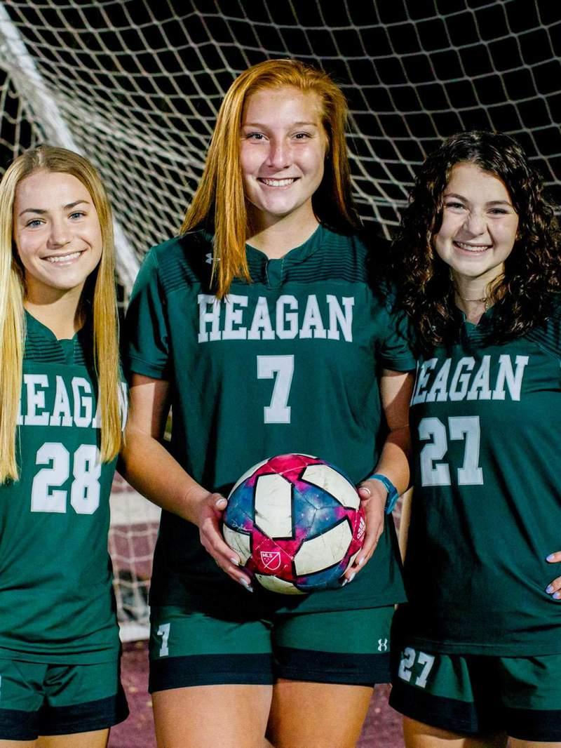 Strike 'Em: San Antonio's UIL #2 Girls Soccer Ranking- Reagan