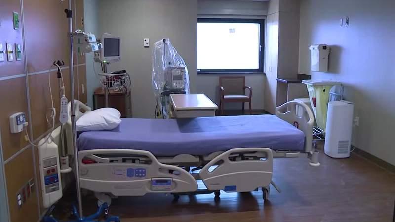 Update on hospital visits