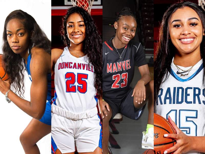 IN THE BIG DANCE: The Ladies Representing Texas this March