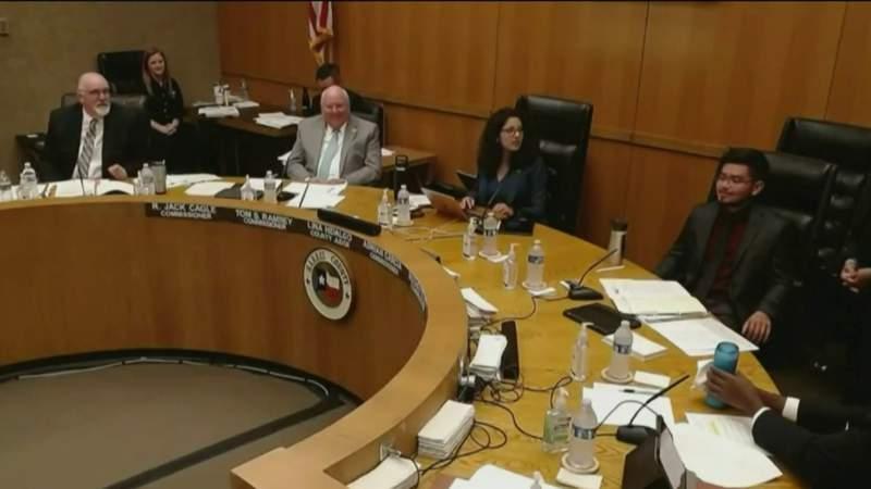 Harris County Criminal Court backlog