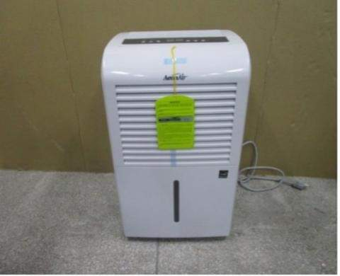 Recalled AeonAir dehumidifier