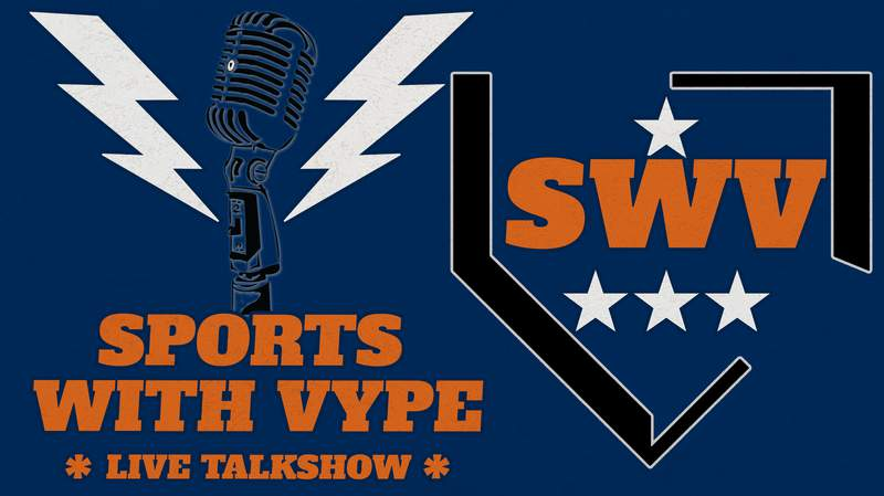 VYPE Live - Talk Show: Sports with VYPE, Episode 2