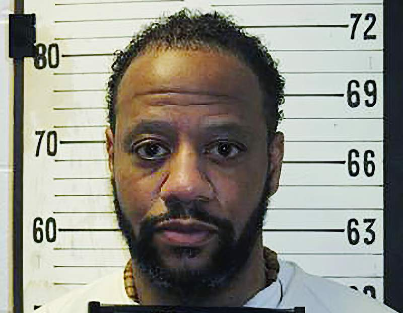 This undated photo provided by the Tennessee Department of Correction shows Pervis Payne. A new report by a think tank examining executions in the United States says death penalty cases show a long history of racial disparity, from who is executed to where and for what crimes. The report also details several case studies in which race may be playing a role today, including Payne, accused of the 1987 stabbing deaths of Charisse Christopher and her 2-year-old daughter, Lacie Jo.  (Tennessee Department of Correction via AP)