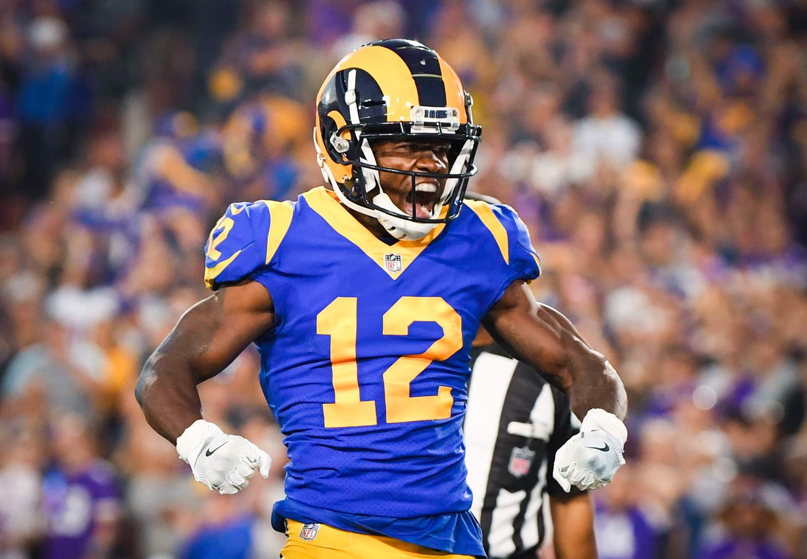 Texans trade for Rams Wide Receiver Brandin Cooks