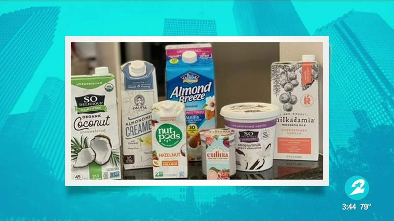 Houston nutritionist shares 5 simple swaps for a healthier diet   HOUSTON LIFE   KPRC 2