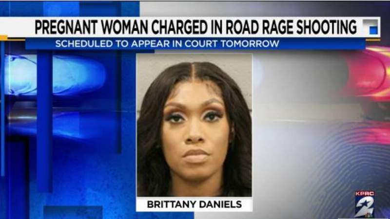 Pregnant woman accused in road rage shooting facing serious charges
