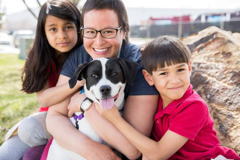 Have you ever thought about adopting an animal?