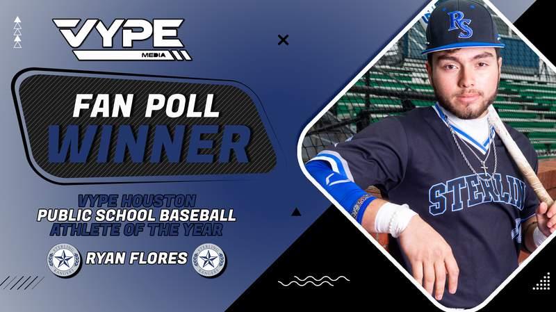 VYPE 411: Ryan Flores of  Baytown Sterling Baseball