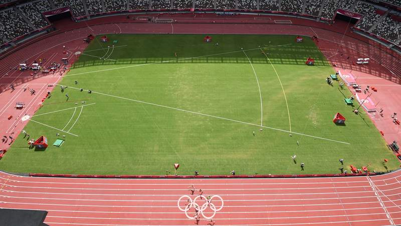 Follow along with results and highlights from each event as the decathlon unfolds in Tokyo.