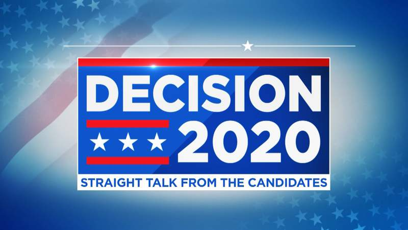 Decision 2020: Straight Talk from the Candidates