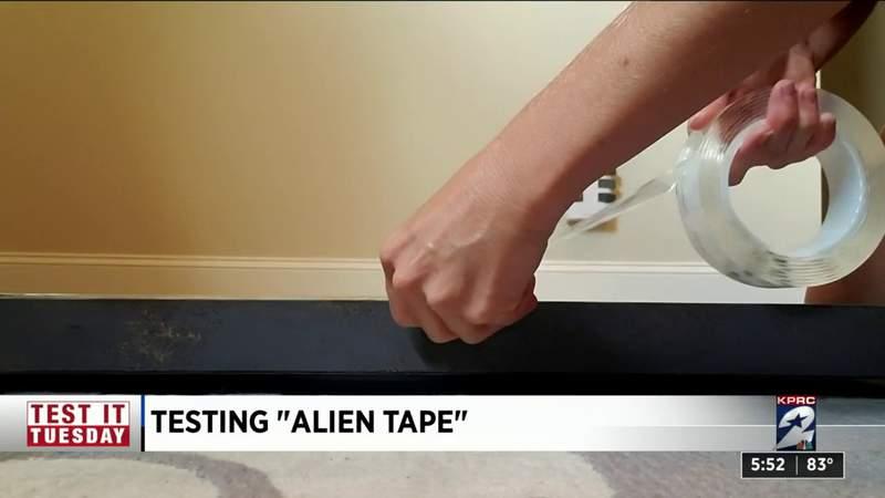 Test it Tuesday: Testing 'Alien Tape'