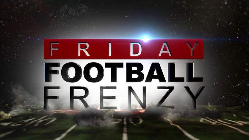 Friday Football Frenzy