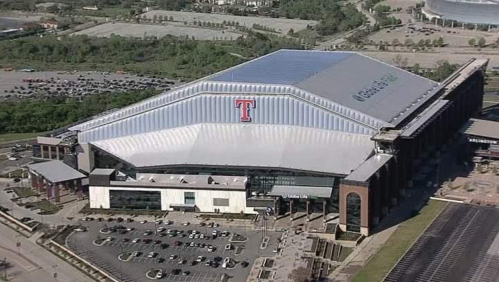 Texas Rangers unveiled their new $19.2 Billion stadium Thursday.