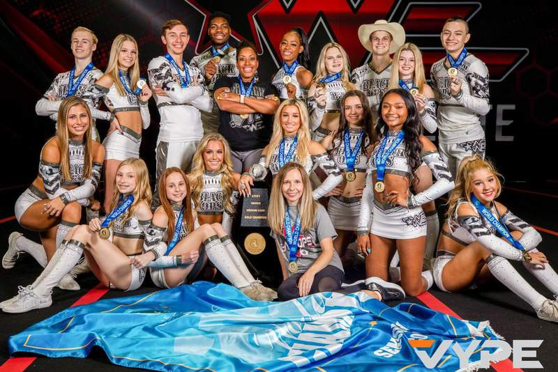 Woodlands Elite back on top of Worlds presented by Academy Sports + Outdoors