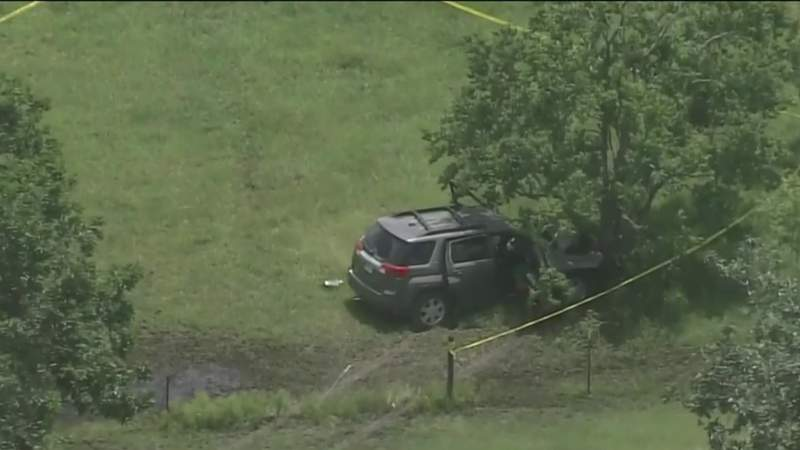 Fulshear officer shoots, kills man during traffic stop in Fort Bend County