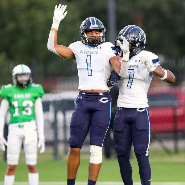 Break up the Rangers; Clements is 3-0 going into district