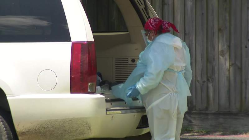 59 residents, 17 staff test positive for coronavirus at Pearland nursing home