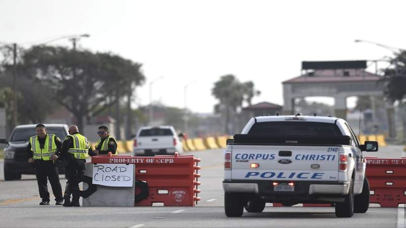 FBI: Corpus Christi Naval Air Station shooting was 'terror-related'; second suspect could be at large