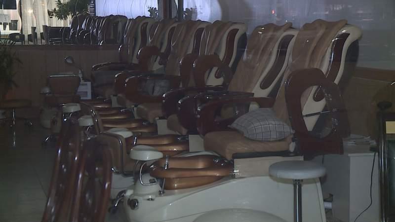 Gofundme Set-Up for Nail Salon Owner After Shooting