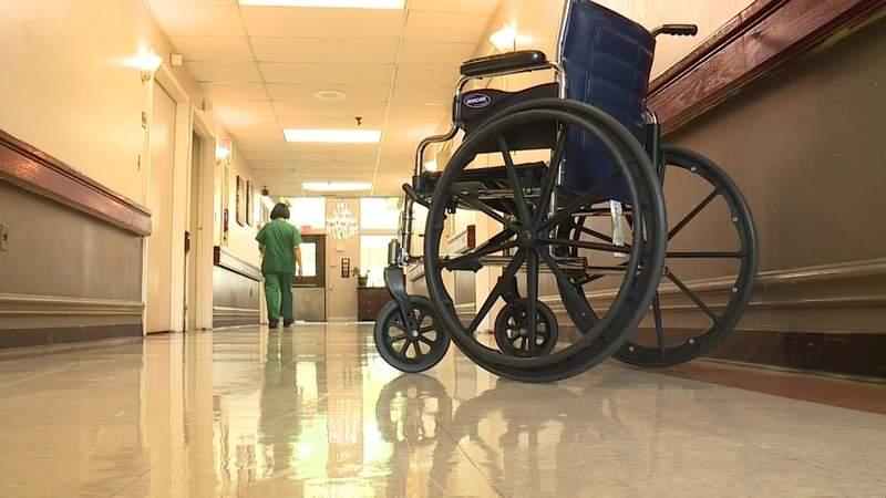 Texas nursing homes seeing rise in coronavirus cases