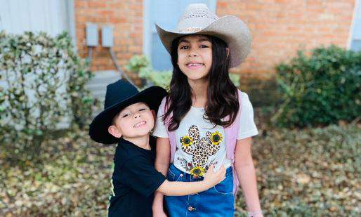 Houstonians are donning their cowboy hats and boots Friday as part of Go Texan Day 2021