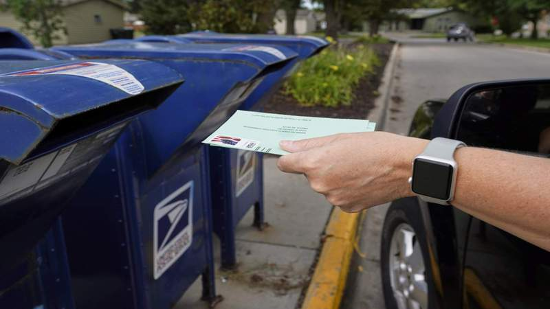Bexar County voters can track status of mail ballot, vote-by-mail application