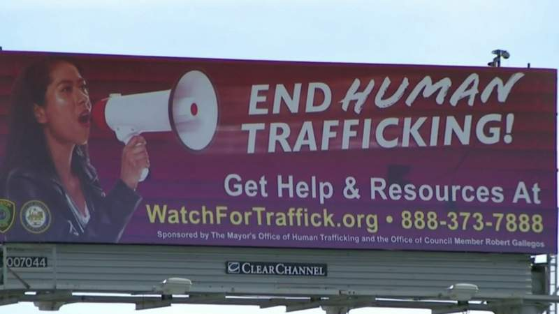 STRONGER HOUSTON: Efforts to end human trafficking in Houston
