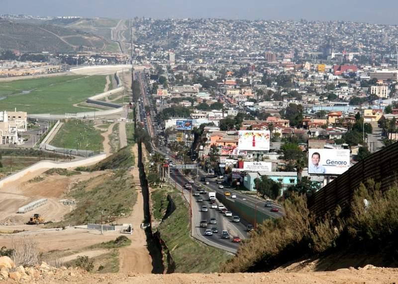 Texas-Mexico Border