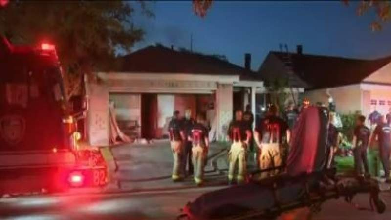 60-year-old man killed in fire at group home for people with special needs
