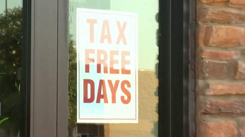 Tax-free weekend for some appliancs