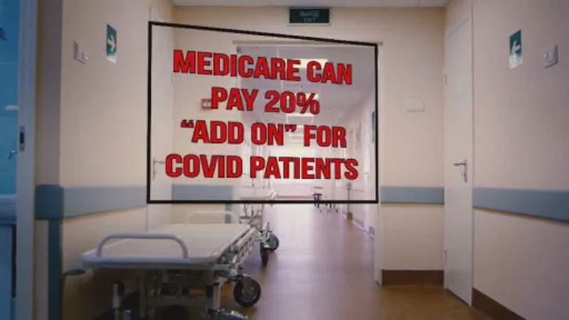 Hospitals paid more for COVID-19 patients?