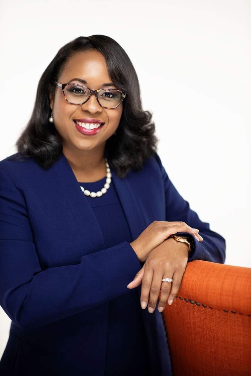 Teneshia Hudspeth is currently serving as Harris County Clerk.