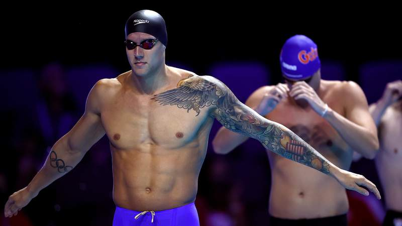 Caeleb Dressel highlights Night 5 at the U.S. Olympic Swimming Trials in Omaha.