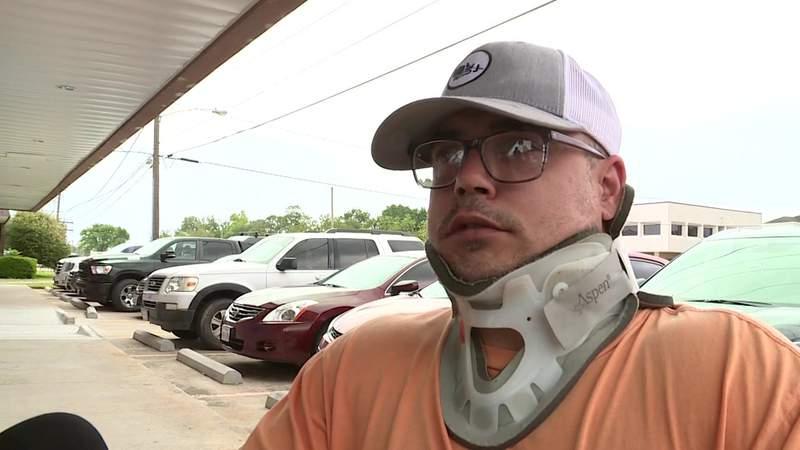 Man wants deputies charged after violent arrest