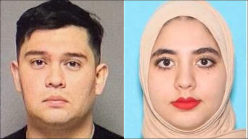 Jose Felan, Jr. and his girlfriend, Mena Dyaha Yousif are wanted in connection with the St. Paul fires.