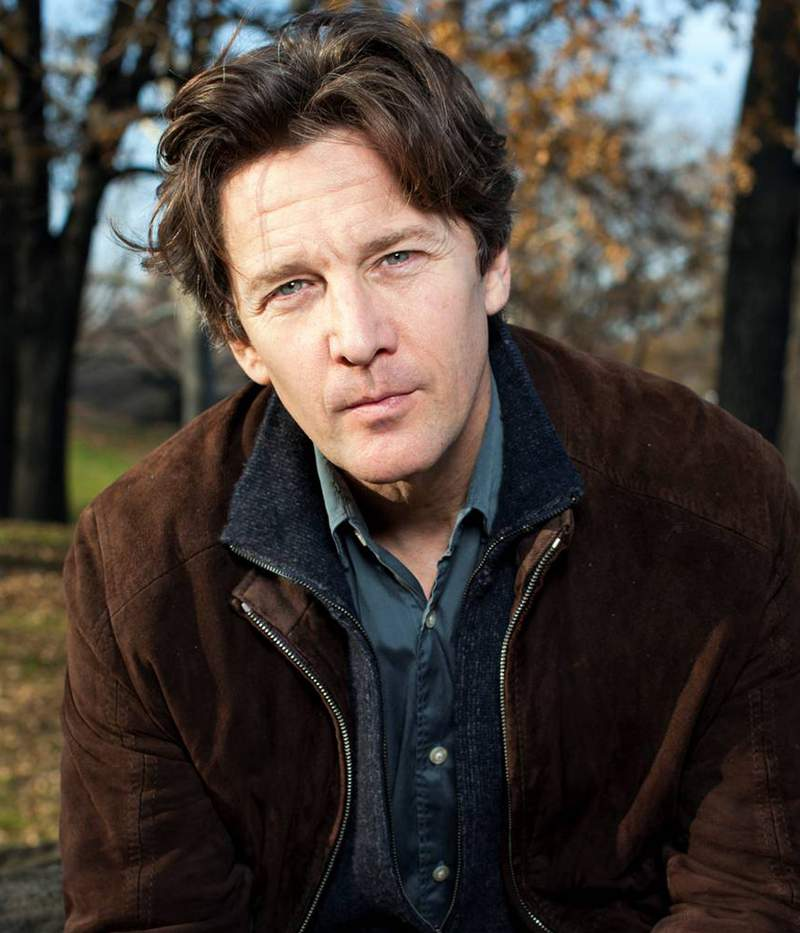 """This undated image released by Grand Central Publishing shows actor and author Andrew McCarthy, who is writing Brat: An 80s Story,"""" expected next spring. McCarthy starred in the 80s films Pretty In Pink"""" and St. Elmos Fire."""" (Brian Harkin/Grand Central Publishing via AP)"""