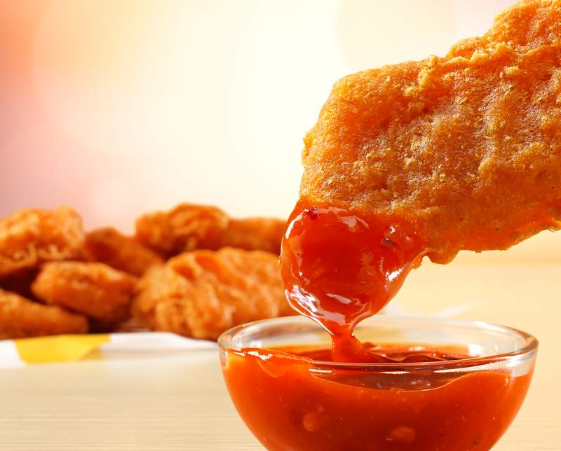 McDonalds Spicy McNuggets are returning in February.