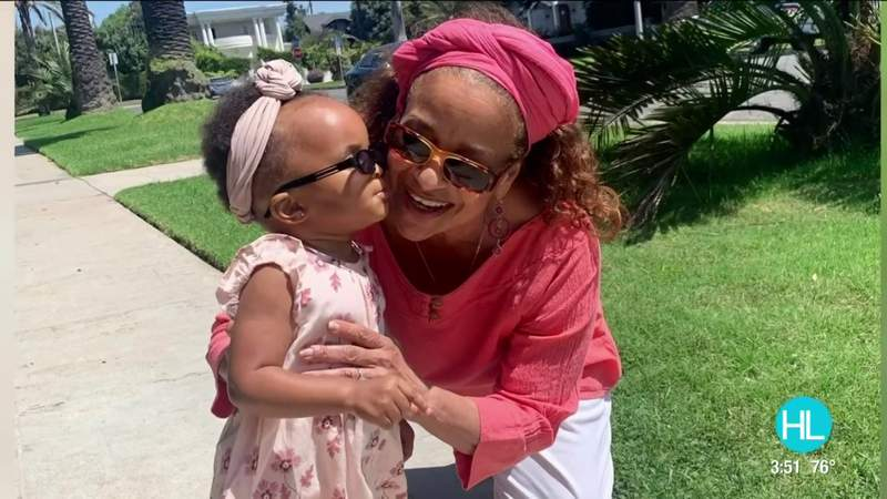 Houston native Debbie Allen shares emotional story about granddaughter and new initiative | Houston Life | KPRC 2