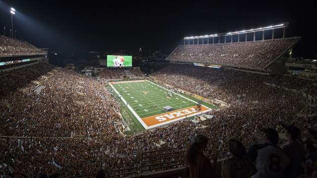 Darrell K Royal-Texas Memorial Stadium at Joe Jamail Field