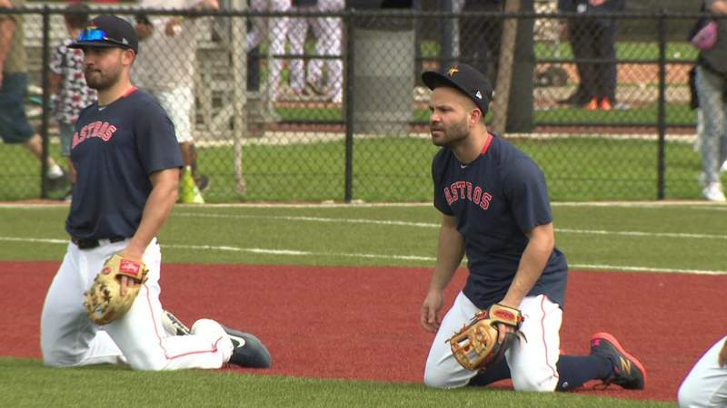 5 things we learned at Astros Summer Camp