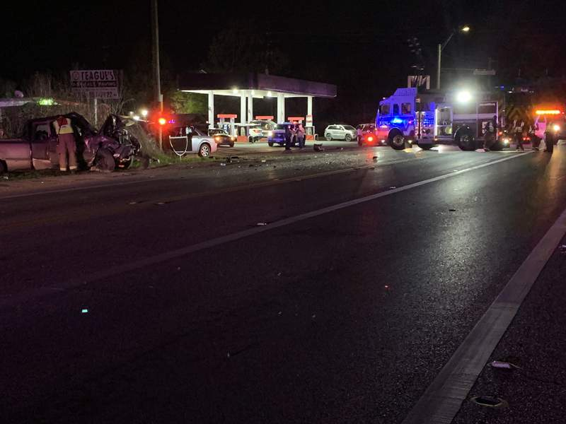 One killed, one injured after street racing crash
