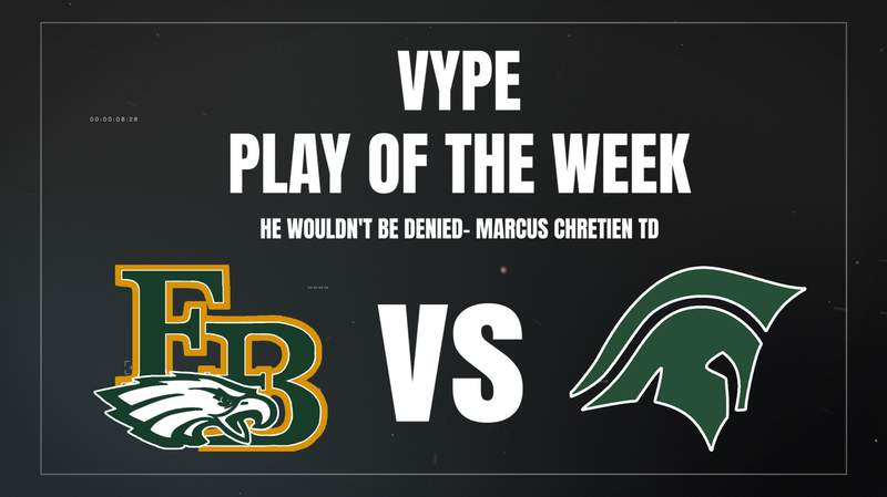 VYPE Live's Week 7 Play of the Week