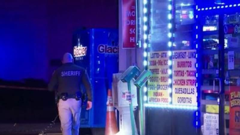 Man found shot on side of road in Stafford dies