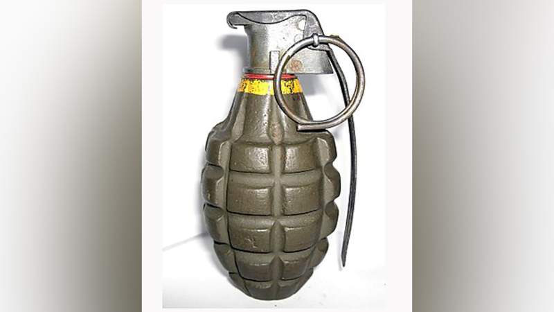 The ATF is asking for the public's help to recover any grenades that may have been purchased from Fancy Flea Antique Mall in Shallotte, North Carolina, because they may be live.