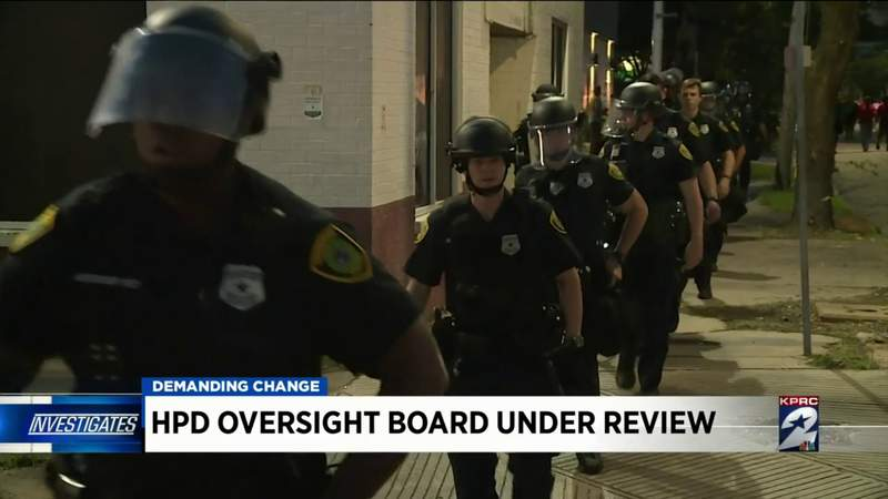 HPD oversight board under review