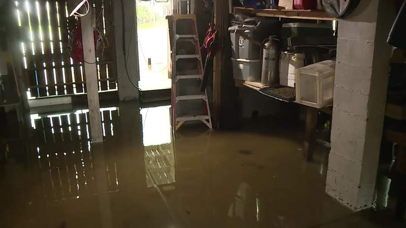 Seabrook, Kemah and Clear Lake Shores areas already seeing flooding before TS Beta